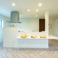 施主様の声&ギャラリー更新「流れる動線と清潔感のある家」