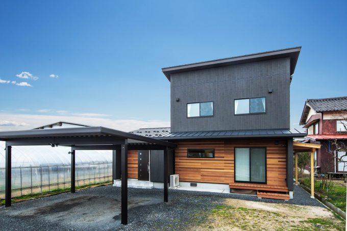 ギャラリー更新「木の温もり広々LDKの家」