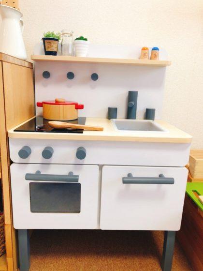 子ども用キッチン